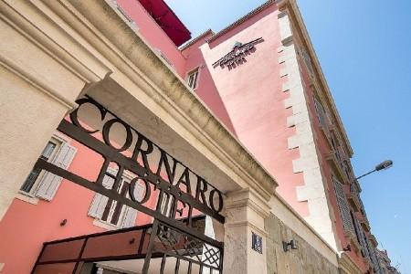 Cornaro - Split - snídaně