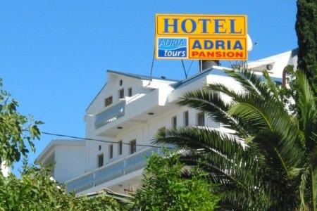 Hotel Adria Šušanj, Černá Hora, Bar
