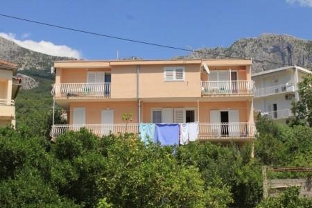 Ubytování Podgora (Makarska) - 2624 - pobytové zájezdy