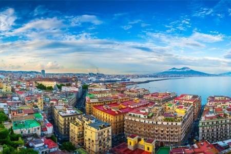 Florencia, Ischia, Capri, Rím, Neapol, Caserta - poznávací zájezdy