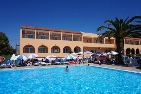 Alkyon Beach Hotel, Řecko, Korfu