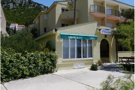 Hotel Plaža Klek, Chorvatsko, Makarská riviéra