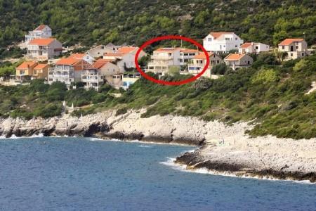 Ubytování Zavalatica (Korčula) - 9150 - slevy