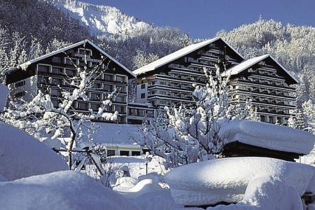 Alpenhotel Dachstein, Rakousko, Dachstein West