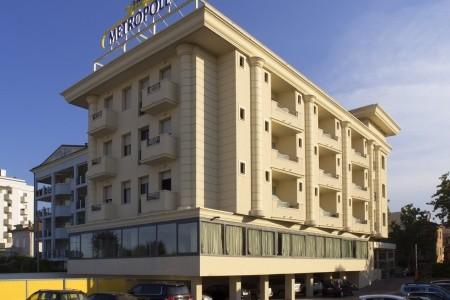 Hotel Metropole S Bazénem - Emilia Romagna  - Itálie