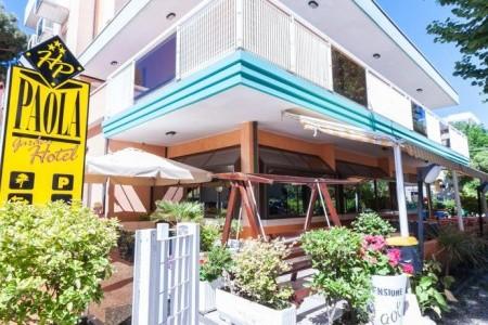 Hotel Paola Garden Itálie Emilia Romagna last minute, dovolená, zájezdy 2018