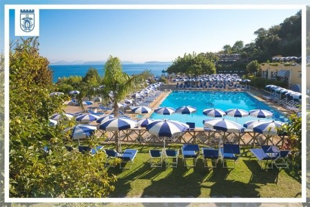 Hotel Oasi Castiglione A Thermal Park S Bazénem - termály