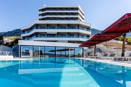 Hotel Plaža Duće - Omiš - hotely - Chorvatsko