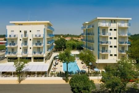 Hotel Miami S Bazénem