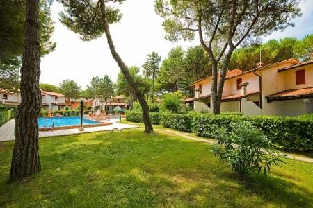 Villaggio Tamerix - v květnu