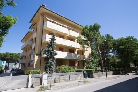 Residence Triangolo Caorle Itálie Veneto (Benátská riviéra) last minute, dovolená, zájezdy 2018