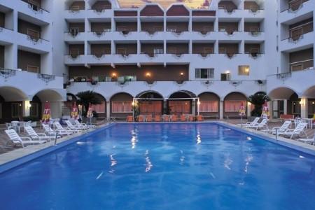 Hotel Parco Dei Principi - Itálie  - hotely