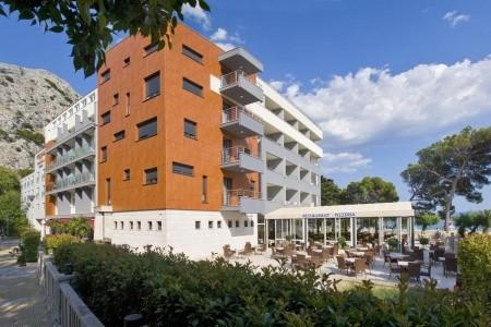 Hotel Plaža Omiš - Omiš v srpnu - Chorvatsko