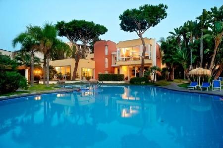 Hotel La Reginella S Bazénem - Ischia  - Itálie