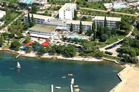 Zorna Hotel, Chorvatsko, Poreč