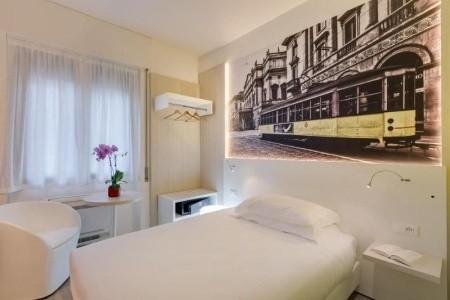 Viva Hotel Milano - snídaně