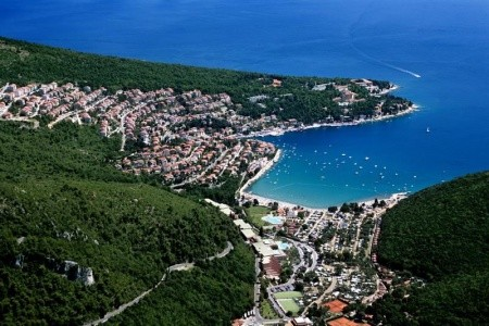 Soukromé Apartmány Rabac, Chorvatsko, Rabac