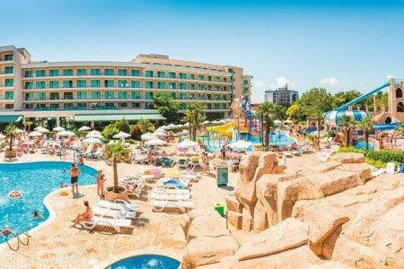 Evrika Beach Club Hotel, Bulharsko, Slunečné Pobřeží