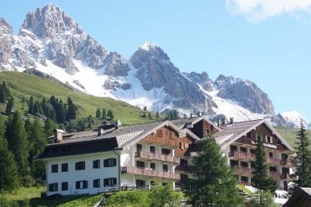 Rezidence Rododendro - Passo San Pellegrino - Tre Valli 2021/2022   Dovolená Tre Valli 2021/2022