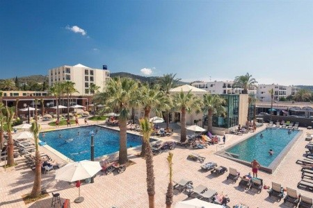 Occidental Ibiza - letecky all inclusive