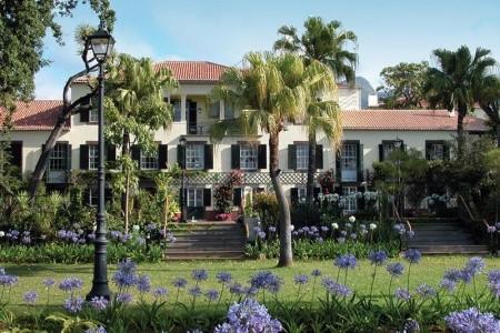 Quinta Jardins Do Lago Madeira Funchal last minute, dovolená, zájezdy 2018
