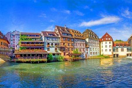 Alsasko cestou vína a Štrasburk - poznávací zájezdy