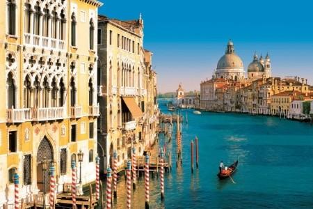 Benátky s koupáním v Jadranu - poznávací zájezdy