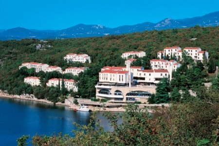 Komplex Uvala Scott – Kraljevica, Chorvatsko, Kvarner