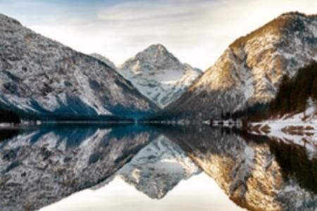 Přírodní park Reutte v Rakousku těší turisty po celý rok