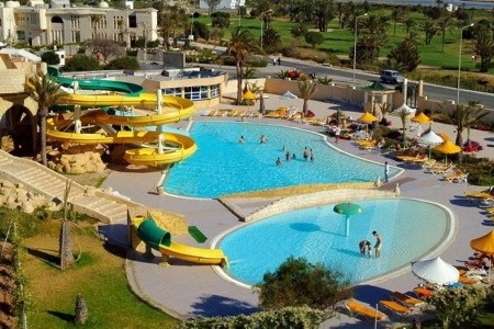 Houda Golf & Beach, Tunisko, Monastir