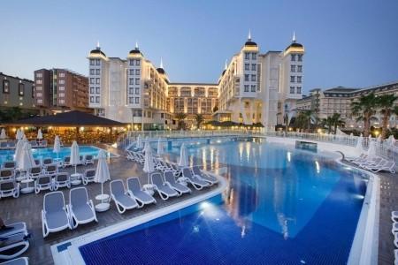 Kirman Sidera Luxury & Spa, Turecko, Alanya
