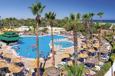 Hotel Club Tropicana & Kids Aquaclub, Tunisko, Skanes