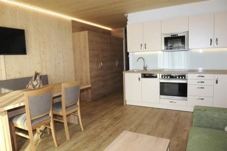 Lungau, Apartmány Premium App Sonnenbahn