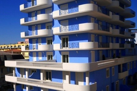Rezidence Riccione - Last Minute a dovolená