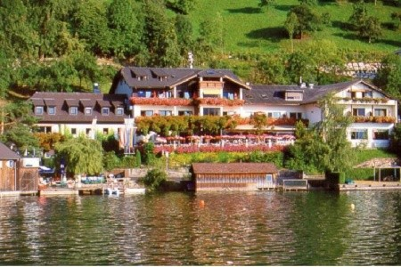 Landhotel Grünberg Am See - Last Minute a dovolená