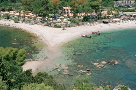 La Plage Resort Taormina - snídaně