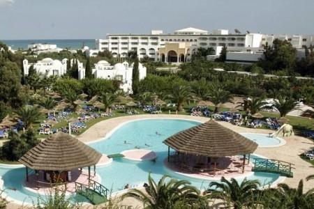 Thalassa Shalimar Hammamet, Tunisko, Hammamet
