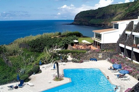 Caloura - luxusní dovolená