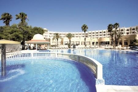 Steigenberger Palace Hammamet, Tunisko, Hammamet