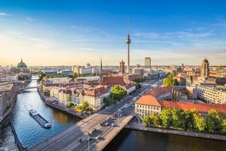 To nejlepší z Berlína + POSTUPIM (autobusem) - Německo v červnu
