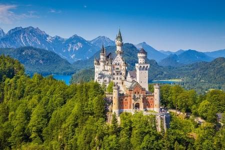 To nejlepší z Bavorska + ZÁMEK NEUSCHWANSTEIN (aut - Last Minute a dovolená