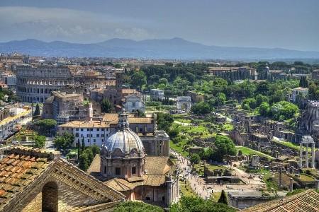 To Nejlepší Z Říma (Letecky Z Ostravy – Krakova), Itálie, Řím