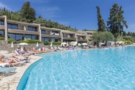 Aeolos Beach Resort, Řecko, Korfu