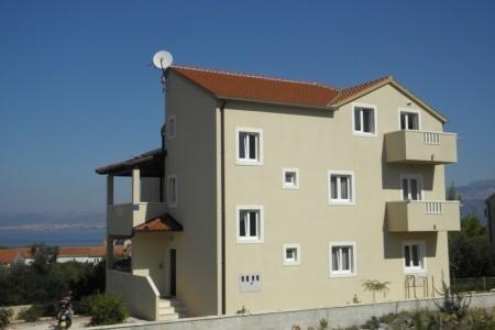 Ankora Vila - Apartmány V Soukromí, Chorvatsko, Brač