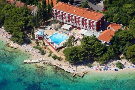 Hotel Bellevue, Orebič, Chorvatsko, Orebič