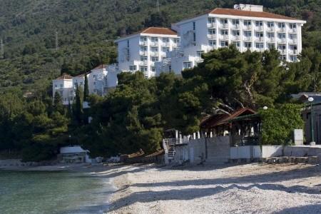Hotel A Depandance Labineca, Gradac, Chorvatsko, Gradac