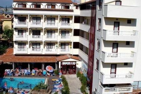 Kivilcim Hotel - slevy