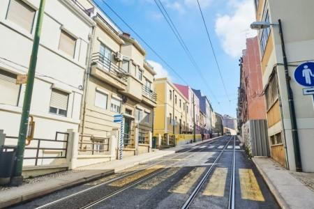 Aliança - Lisabon  v listopadu - Portugalsko