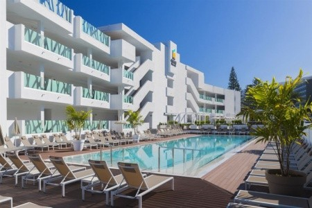 Atlantic Mirage Suites & Spa, Kanárské ostrovy, Tenerife