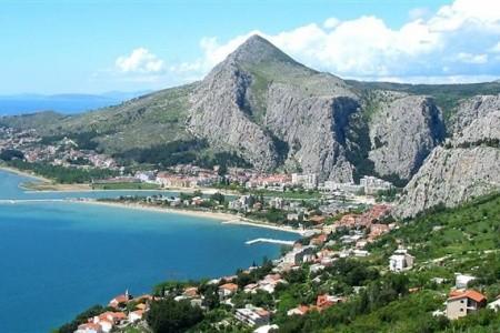 Apartmány Jerić, Omiš, Chorvatsko, Omiš
